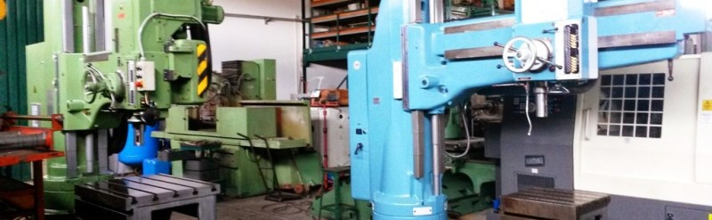Engenho de Furar radial Mas VO50, Drilling Machine Mas VO50