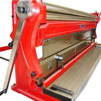3 in 1 Press-brake, Shears and Rolling Machines