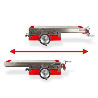 Portugu s mesa para fresadora 550mm occasionmachines for Mesa para fresadora