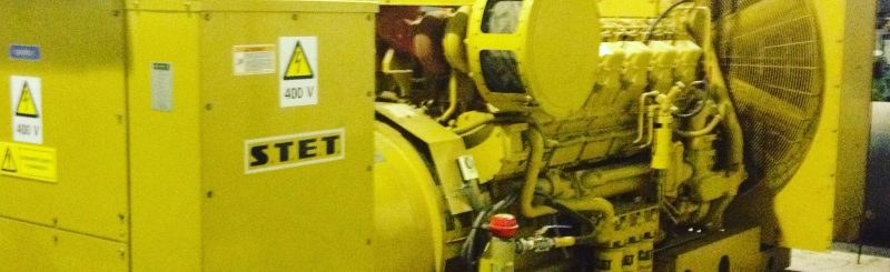 Gerador Caterpillar 1100kva, Generator Set Caterpillar 1100Kva