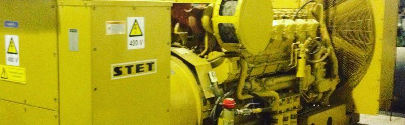Gerador Caterpillar 1100kva, Generator Set Caterpillar 1100Kva