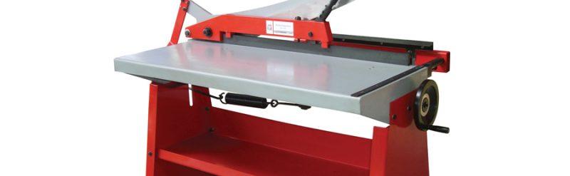 Guilhotina Manual BSS1000P / Electric Shear BSS1000P