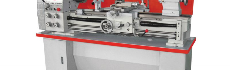 Torno Mecânico ED 1000 N / Metal Lathe ED 1000 N