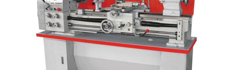 Torno Mecânico ED 1000 N / Metal Lathe ED 1000 N