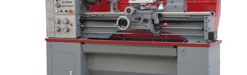Torno Mecânico ED 1000 GDIG / Metal Lathe ED 1000 GDIG