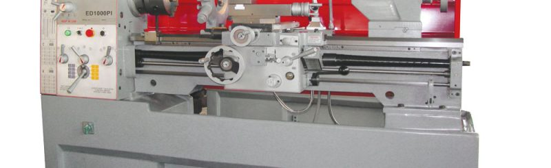 Torno Mecânico ED 1000 PI / Metal Lathe ED 1000 PI