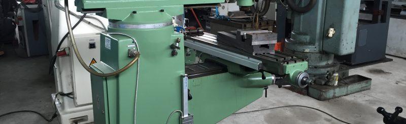 Fresadora Ferramenteira Lagun / Milling machine Lagun
