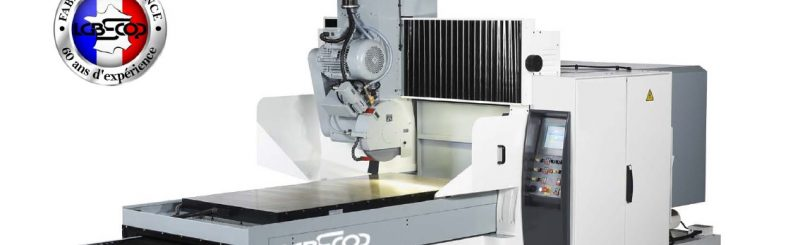 Retificadora LGB RX2012 de portico / Furface Grinding machine LGB RX2012