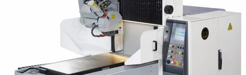 Retificadora LGB RN 1270 de portico / Surface Grinding machine LGB 1270 RN