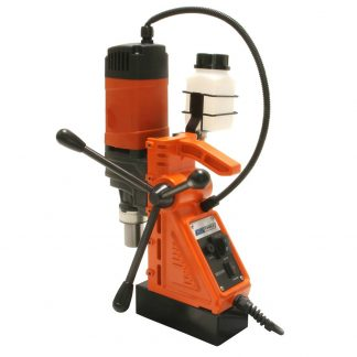 Electromagnetic drilling machine