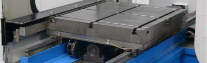Maquina perfuração profunda Cnc STF KT 500, Drilling Machine Cnc STF KT 500