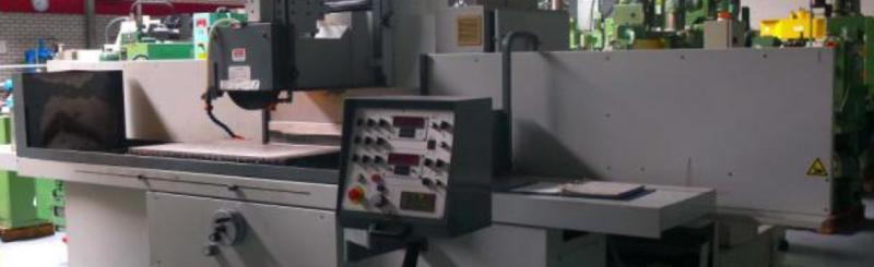 Retificadora Ger 1200, Grinding Machine Ger 1200