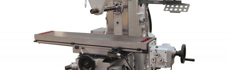 Fresadora BF600D / Milling machine BF600D