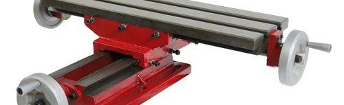 Mesa de Fresadora / Milling Machine's Table