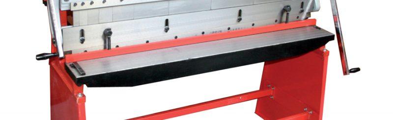 3 em 1 Quinadeira, Guilhotina, Calandra UBM1400 / Combined sheet Machine 3 in 1 UBM1400